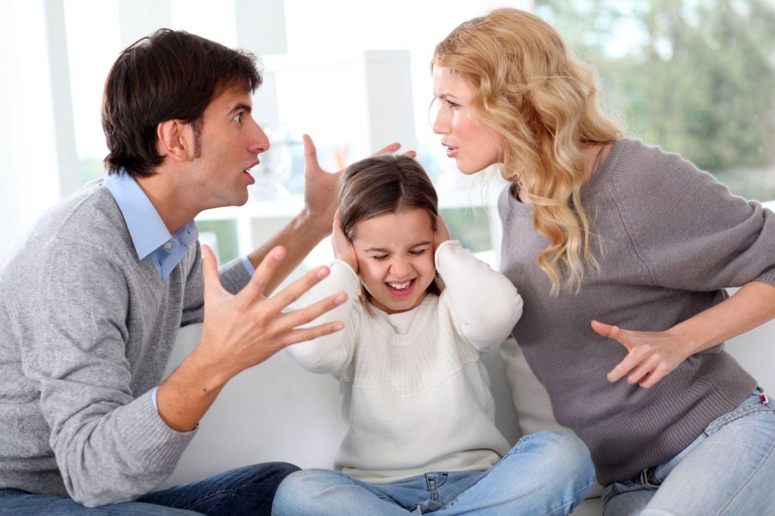 자녀들은 부모님의 이혼을 보고 무엇을 배울까? [1편]